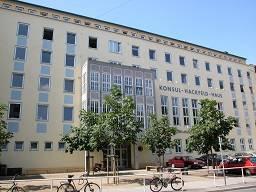 Konsul-Hackfeld-Haus von außen